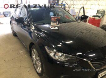 Pandora dx50 на Mazda6