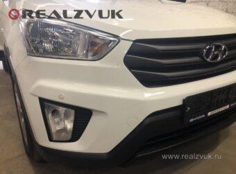 parkmaster на Hyundai Creta
