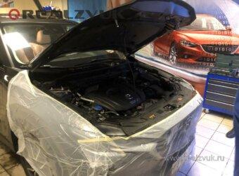 Защита Mazda CX5