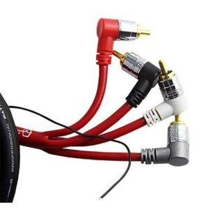 Межблочный кабель Урал 4RCA-PT5M