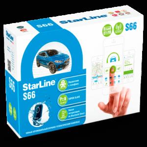 Starline S66 BT GSM