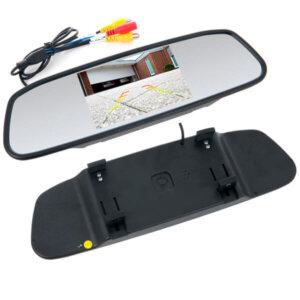Зеркало с монитором SWAT VDR-2U