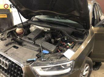 Audi Q3 Автозапуск