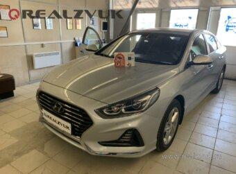 Сигнализация на Hyundai Sonata