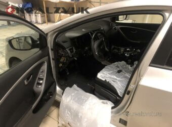 Hyundai Elantra Автозапуск