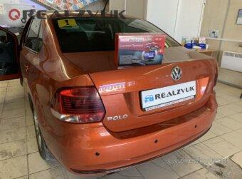 Парктроник на VW Polo