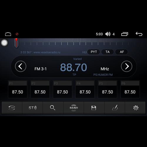 Штатная магнитола FarCar s300-SIM 4G