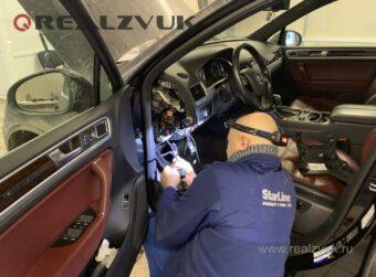 Демонтаж на VW Tuareg