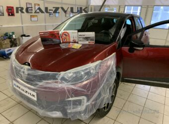Защита от угона Renault Kaptur