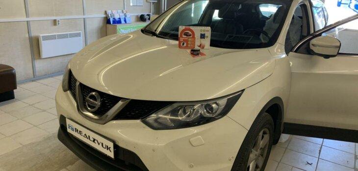 S96 Nissan Qashqai