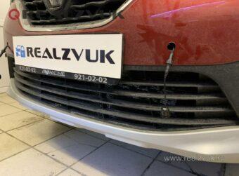 Сетка Renault Kaptur