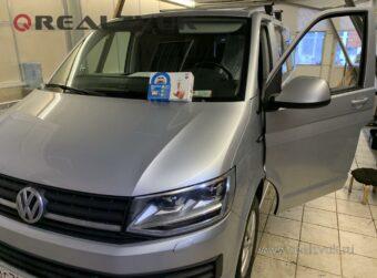 Установка сигнализации Volkswagen Multivan