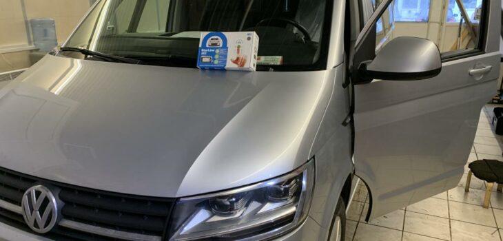Starline a63 на VW Multivan