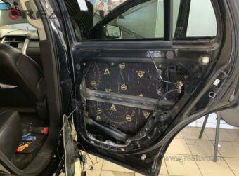 Двери Ford Edge