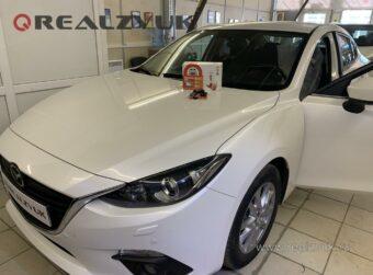 Сигнализация на Mazda 3
