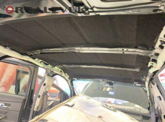 Шумоизоляция потолка Ford Edge