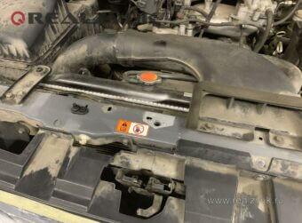 Защита Mitsubishi Pajero