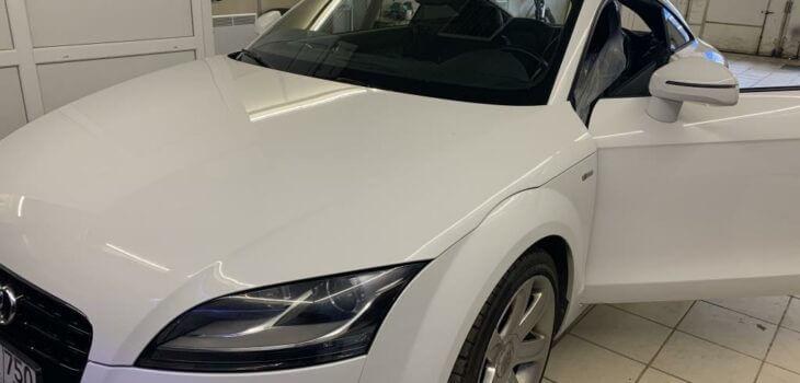 Audi TT магнитола