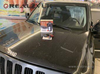 Pandora на Jeep