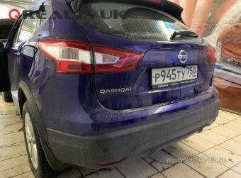 Парктроник Nissan Qashqai