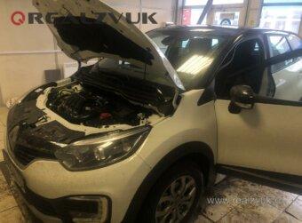 Сигнализация на Renault Kaptur