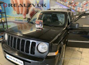 Сигнализация Pandora на Jeep