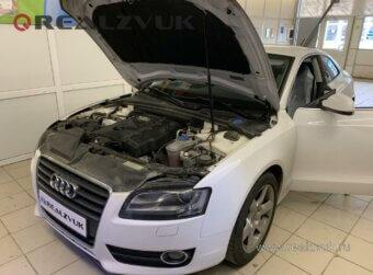 Установка на Audi A5
