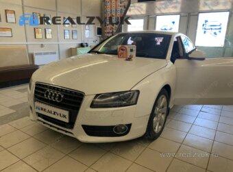Audi A5 установка сигнализации
