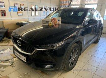 Mazda CX5 Защита от угона
