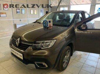 Сигнализация на Renault Logan