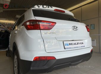 Камера на Hyundai Creta