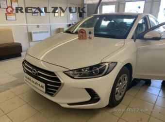 Сигнализация Hyundai Elantra