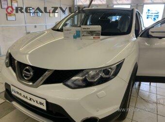 Nissan Qashqai защита от угона