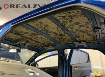 Потолок Hyundai Solaris