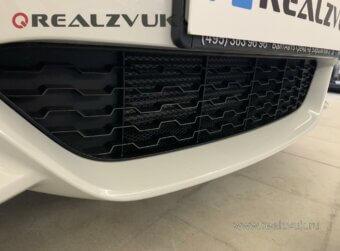 Защитная сетка в BMW 1