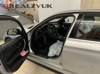 Сигнализация на BMW 3
