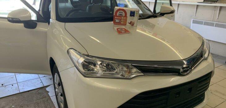 Toyota Corolla автозапуск