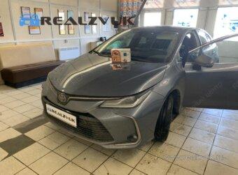 Сигнализация на Toyota Corolla
