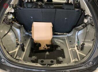 Mazda CX5 багажник