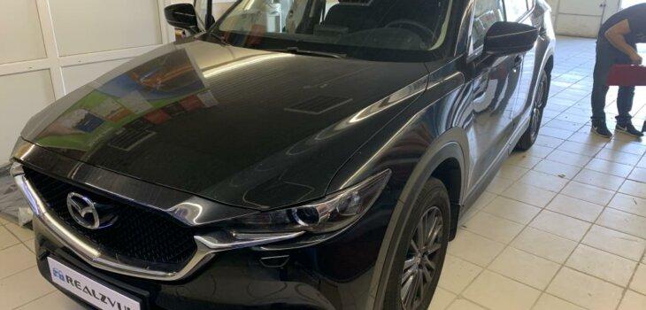 Mazda CX5 шумоизоляция