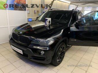 Автозапуск на BMW X5