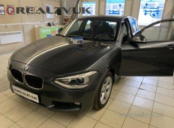 Igla на BMW 118