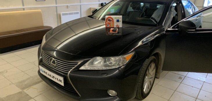 Автозапуск Lexus ES 250