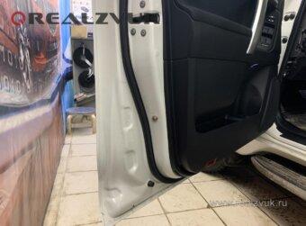 Блокироторы дверей на Toyota Prado