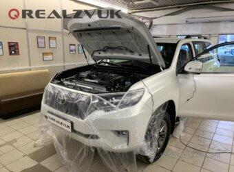 Защита Toyota Land Cruiser