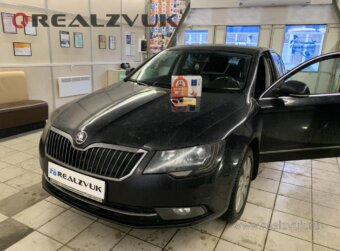 Skoda Superb Starline a93