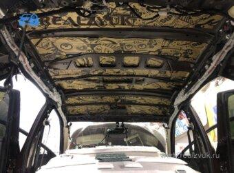 Потолок Lexus RX