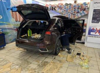 Lexus RX Шумоизоляция