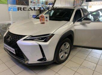 Автозапуск на Lexus UX200