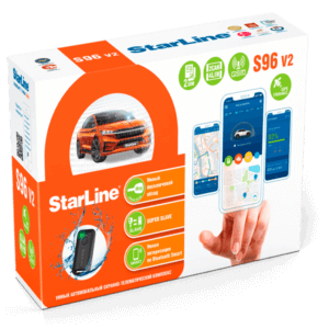 StarLine S96 v2 BT GSM GPS